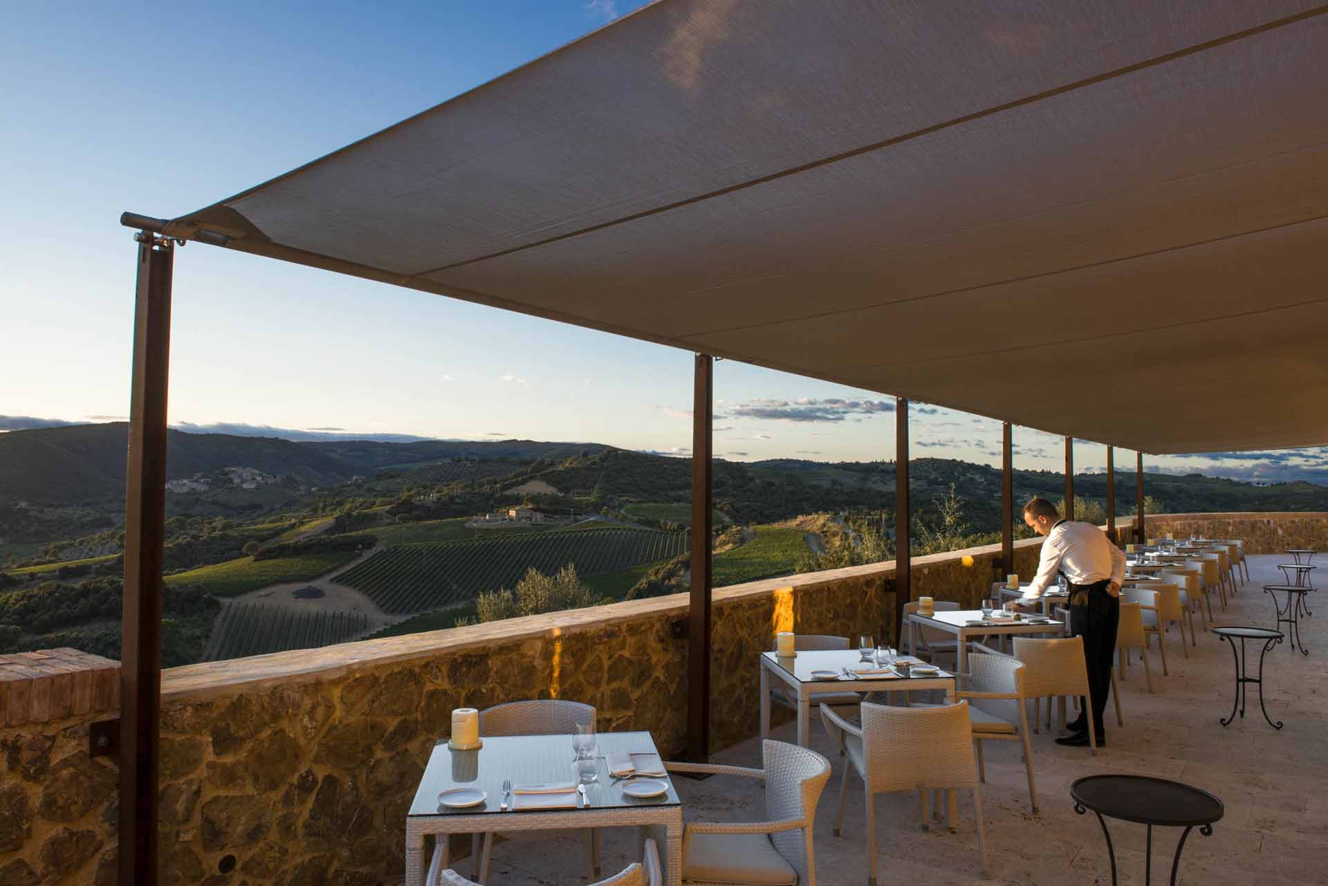 castello di velona resort, thermal spa & winery Montalcino 00008