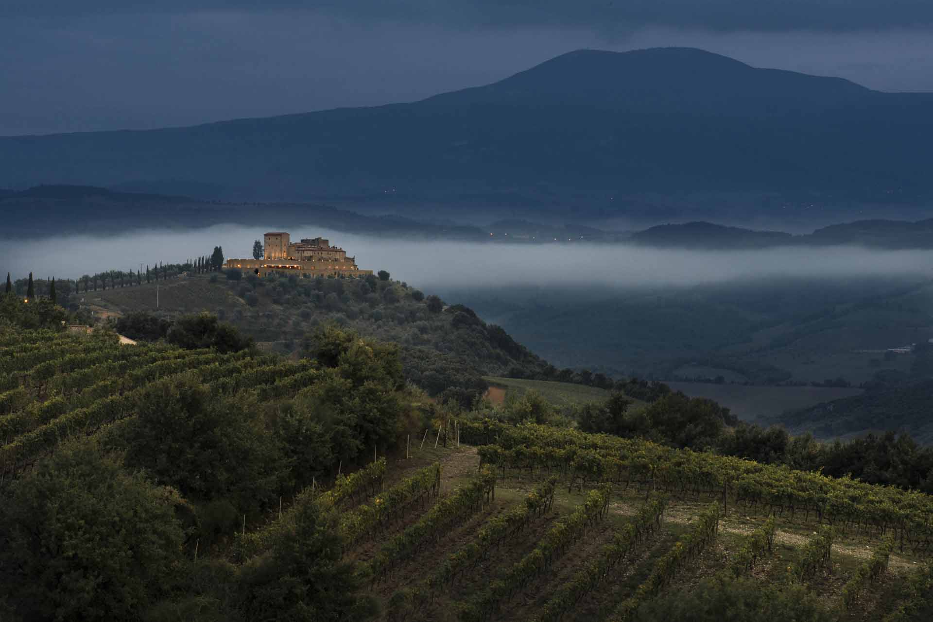 castello di velona resort, thermal spa & winery Montalcino 00013