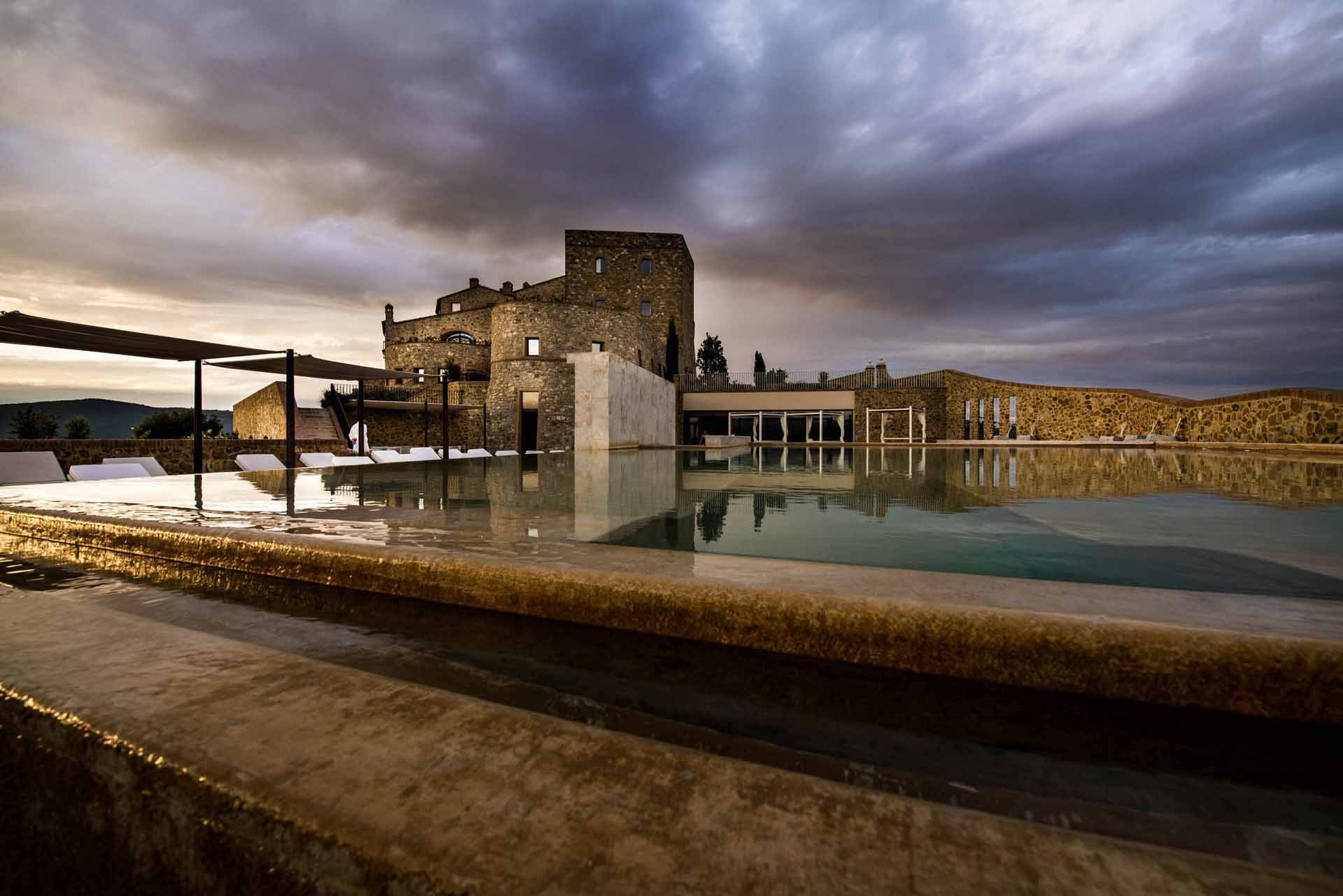 castello di velona resort, thermal spa & winery Montalcino 00014