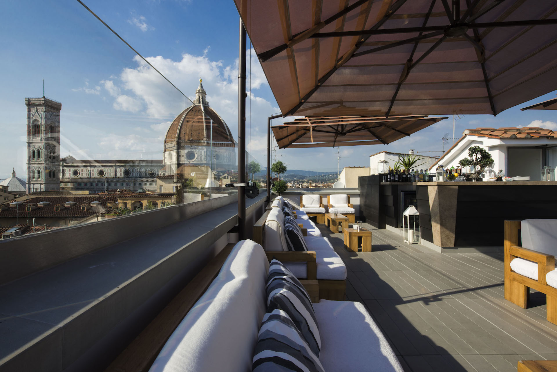 Awesome Terrazza Excelsior Firenze Contemporary - Design and Ideas ...