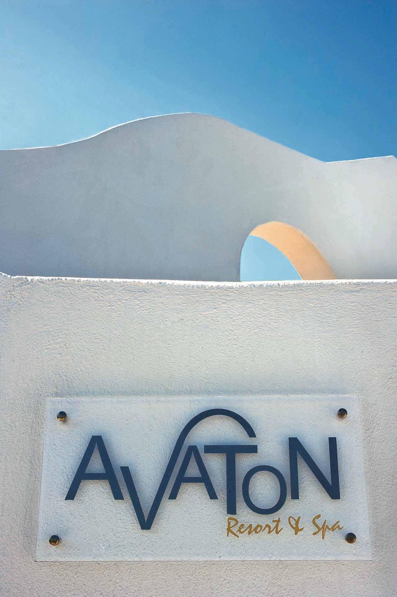 Avaton Hotel Resort & Spa Santorini Cicladi Grecia 00008