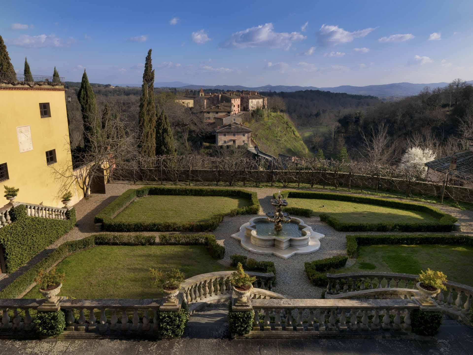 Ferruccio Ferragamo Tenuta Il Borro Relais & Chateaux 00002