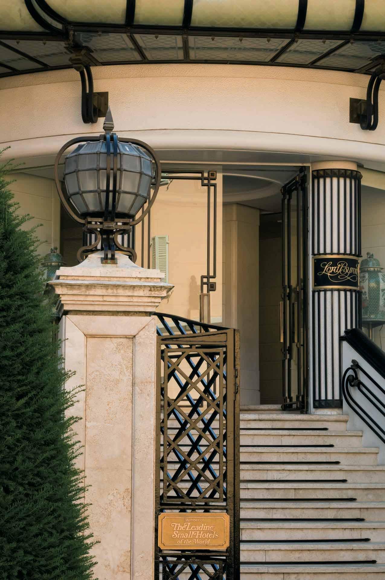 Hotel Lord Byron – Parioli – Roma 00015