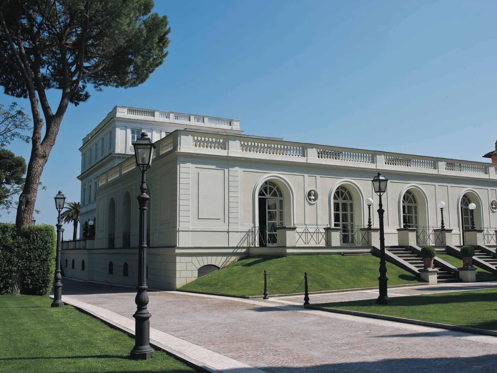 Villa Miani Dimora Storica Roma 00013