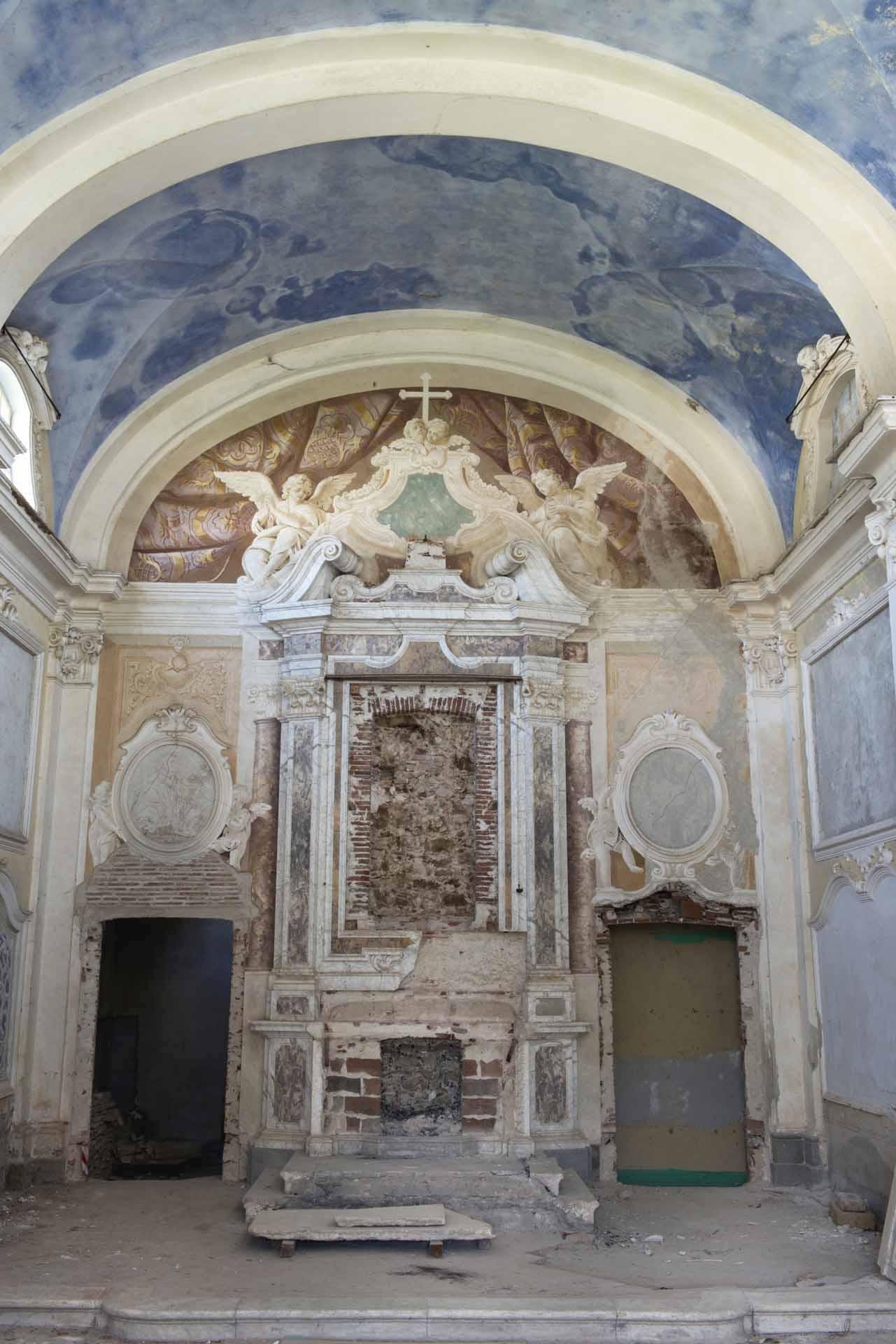 Villa Sardini Oratorio Pieve Santo Stefano Lucca 00018