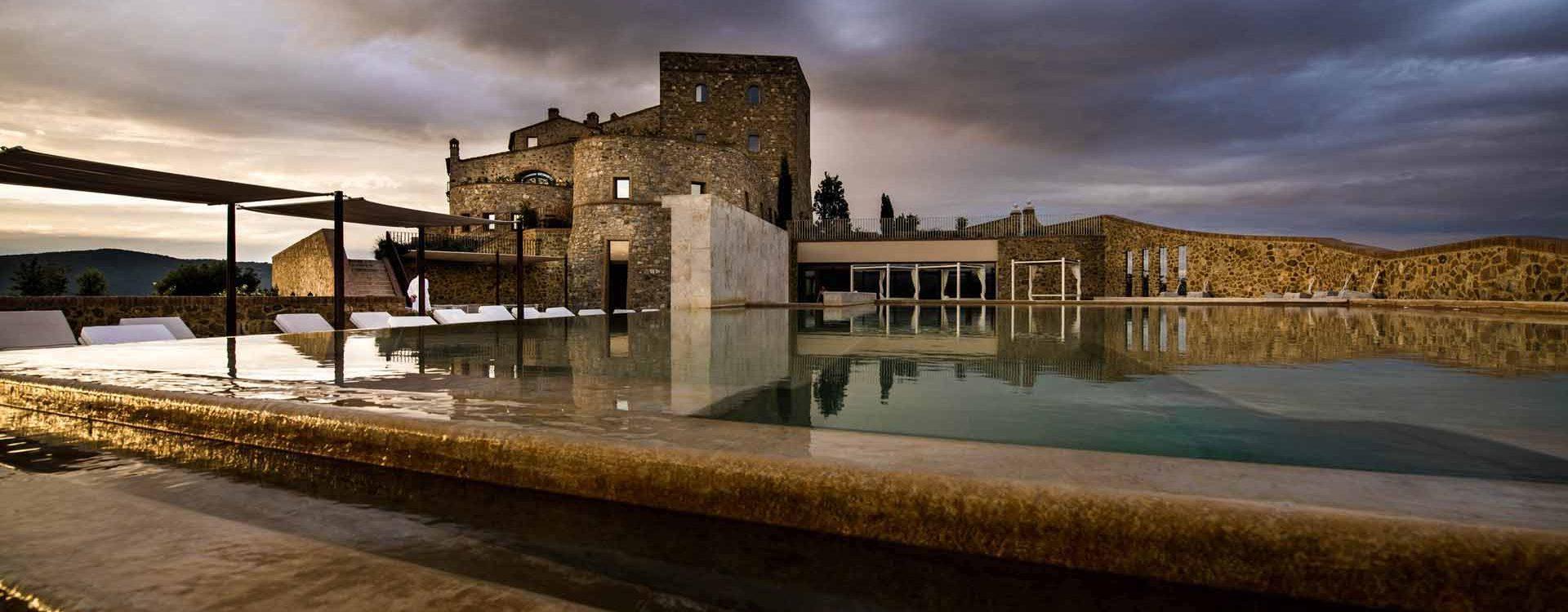 castello di velona resort, thermal spa & winery Montalcino 00014
