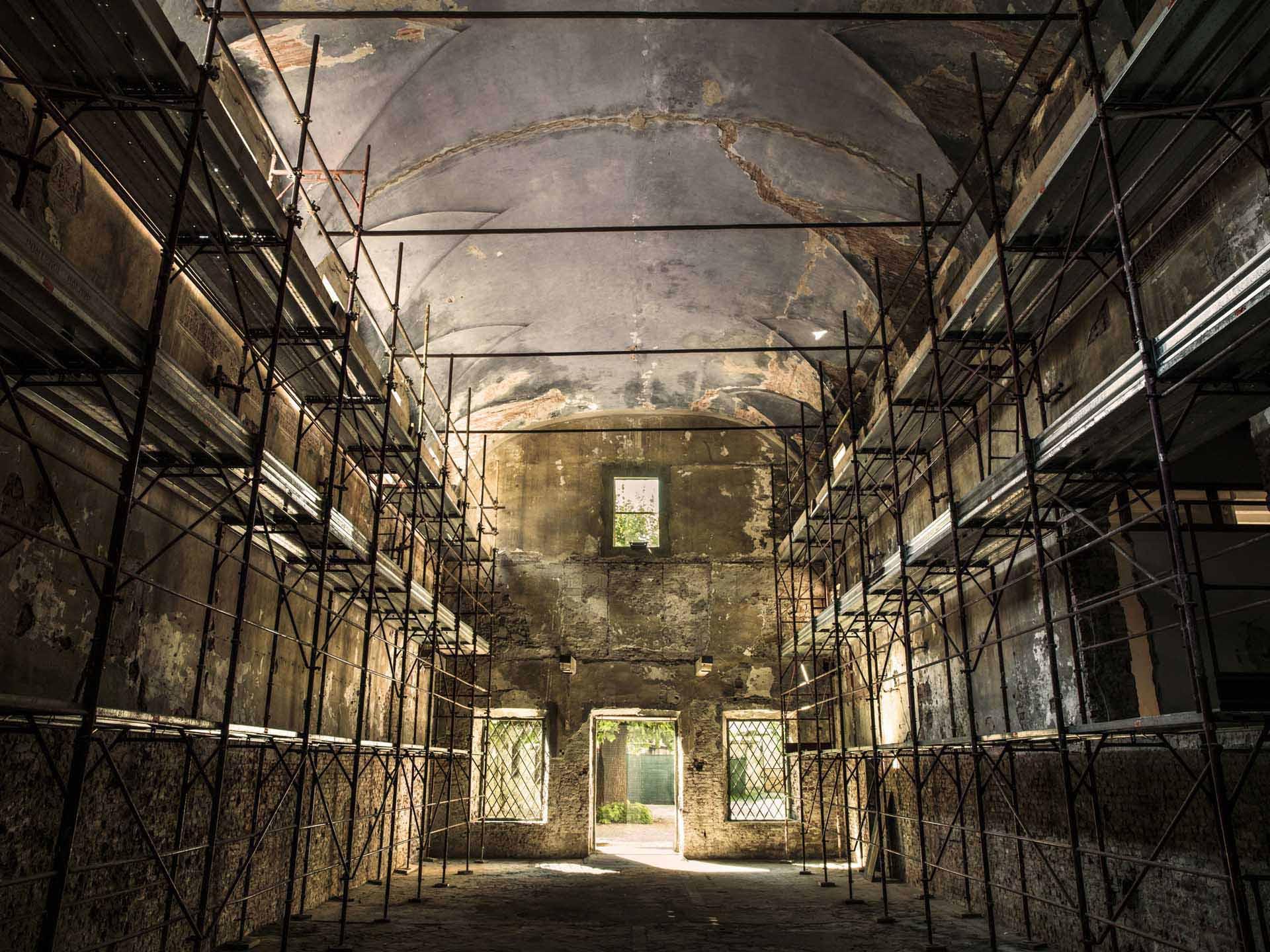 restauro chiesa della compagnia lucca momus architetti 00003